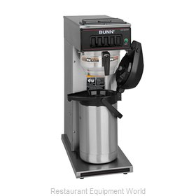 Bunn-O-Matic CW15-APS-0062 Coffee Brewer for Airpot