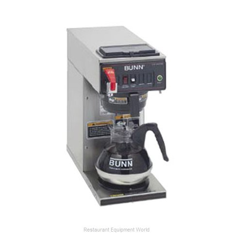 Bunn-O-Matic CWTF15-1-0293 Coffee Brewer for Glass Decanters