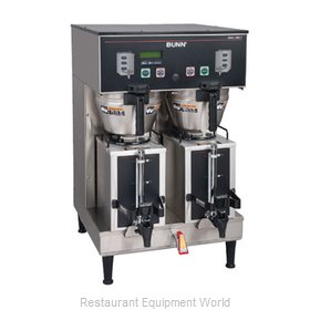 Bunn-O-Matic DUAL GPR DBC Coffee Brewer for Satellites