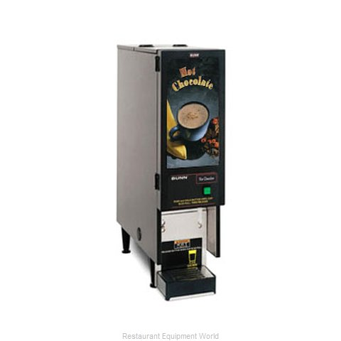 Bunn-O-Matic FMD-1-0203 Beverage Dispenser Electric Hot (Magnified)