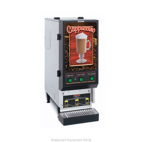 Bunn-O-Matic FMD-3-SS-0199 Beverage Dispenser Electric Hot (Magnified)