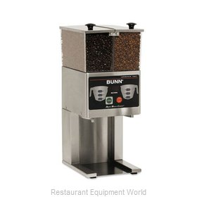 Bunn-O-Matic FPG-2-DBC-0000 Coffee Grinder