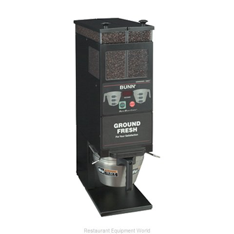 Bunn-O-Matic G9-2T-DBC-0001 Coffee Grinder