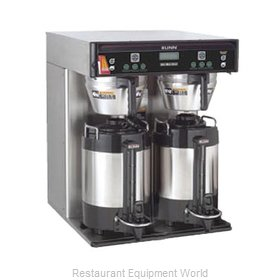 Bunn-O-Matic ICB-TWIN-0000 Coffee Brewer for Airpot