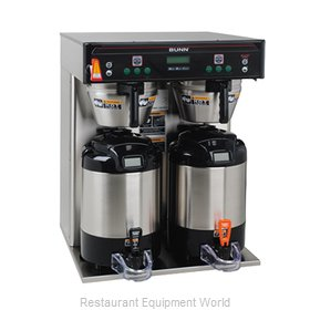 Bunn-O-Matic ICB-TWIN-0002 Coffee Brewer for Airpot