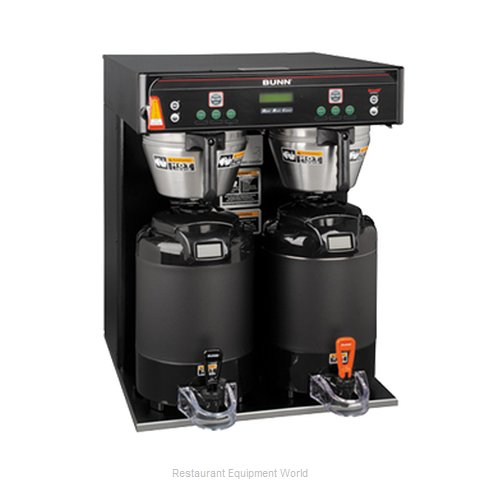 Bunn-O-Matic ICB-TWIN-0004 Coffee Brewer for Airpot