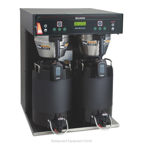 Bunn-O-Matic ICB-TWIN-0005 Coffee Brewer for Airpot (Magnified)
