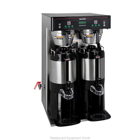Bunn-O-Matic ICB-TWIN-0011 Coffee Brewer for Airpot (Magnified)