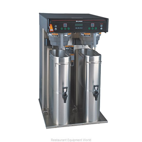Bunn-O-Matic ITCB HV TWIN Tea Brewer
