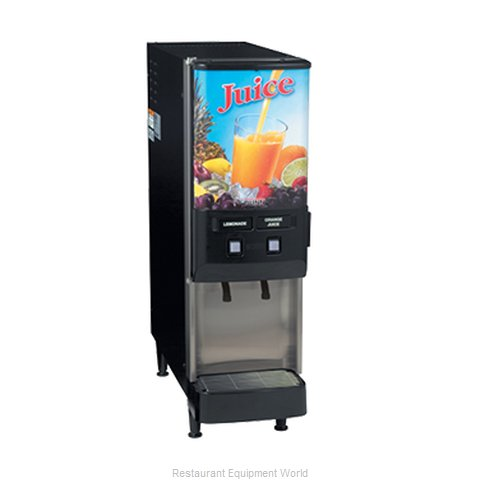 Bunn-O-Matic JDF-2S-0025 Juice Dispenser Electric