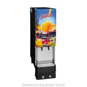 Bunn-O-Matic JDF-2S LD Juice Dispenser, Electric