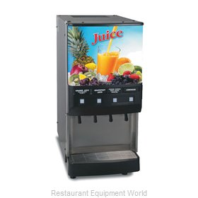 Bunn-O-Matic JDF-4S-0000 Juice Dispenser Electric
