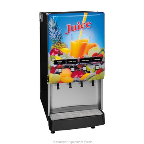 Bunn-O-Matic JDF-4S-0004 Juice Dispenser Electric