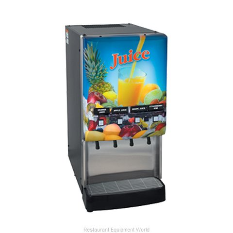 Bunn-O-Matic JDF-4S-0006 Juice Dispenser Electric