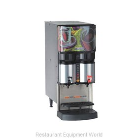 Bunn-O-Matic LCA-2-0004 Beverage Dispenser Electric Hot