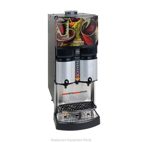 Bunn-O-Matic LCA-2-PC-0001 Beverage Dispenser Electric Hot (Magnified)