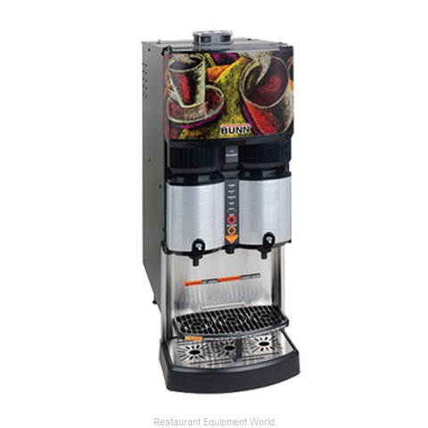 Bunn-O-Matic LCA-2-PC-0002 Beverage Dispenser Electric Hot