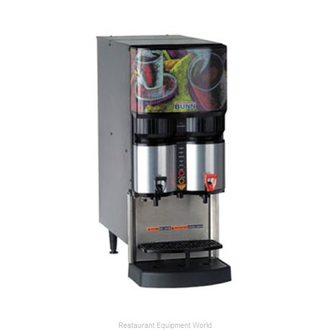 Bunn-O-Matic LCA-2-PC-0026 Beverage Dispenser Electric Hot (Magnified)