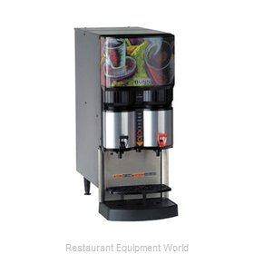Bunn-O-Matic LCA-2-PC-0026 Beverage Dispenser Electric Hot
