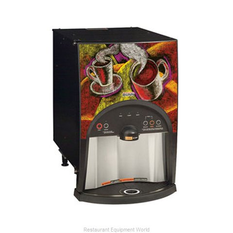 Bunn-O-Matic LCC-2-LP-0007 Beverage Dispenser Electric Hot