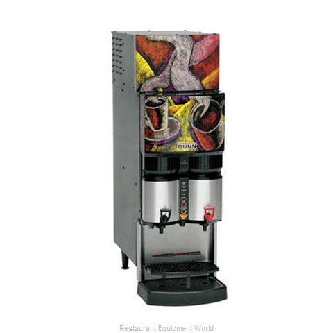 Bunn-O-Matic LCR-2-0037 Beverage Dispenser Electric Hot