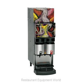 Bunn-O-Matic LCR-2-0038 Beverage Dispenser Electric Hot