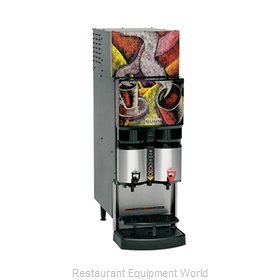 Bunn-O-Matic LCR-2-0039 Beverage Dispenser Electric Hot