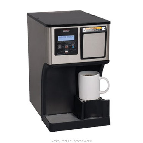 Bunn-O-Matic MCAP-0000 Coffee Brewer for Single Cup
