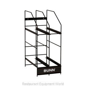Bunn-O-Matic MHG-RACK-4-0001 Hopper Rack