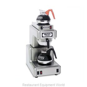 Bunn-O-Matic OT15-0000 Coffee Brewer for Glass Decanters