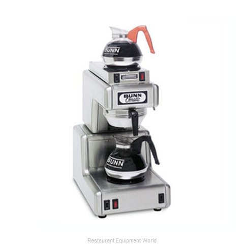 Bunn-O-Matic OT20-0001 Coffee Brewer for Glass Decanters
