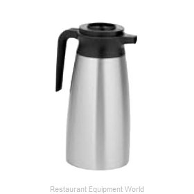 Bunn-O-Matic PITCHER-0100 Coffee Beverage Server Stainless Steel