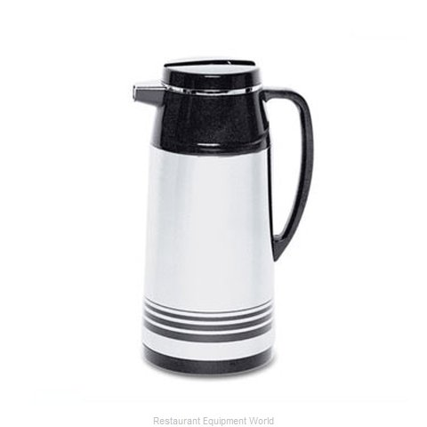 Bunn-O-Matic PITCHER-VAC-0001 Coffee Beverage Server Stainless Steel