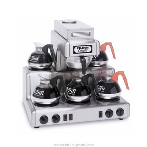 Bunn-O-Matic RL35-0000 Coffee Brewer for Glass Decanters