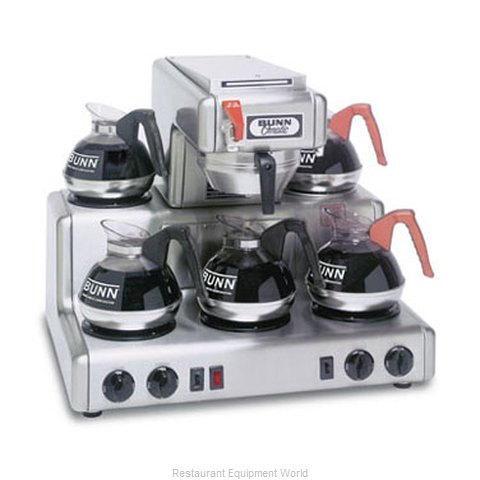 Bunn-O-Matic RTF-0004 Automatic Coffee Brewer w/Faucet