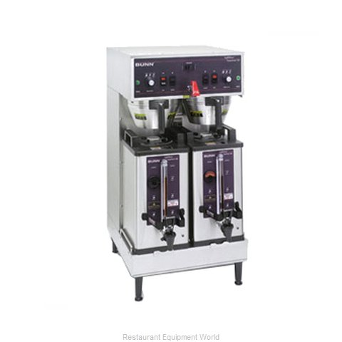 Bunn-O-Matic SH-DUAL-0020 Coffee Brewer for Satellites