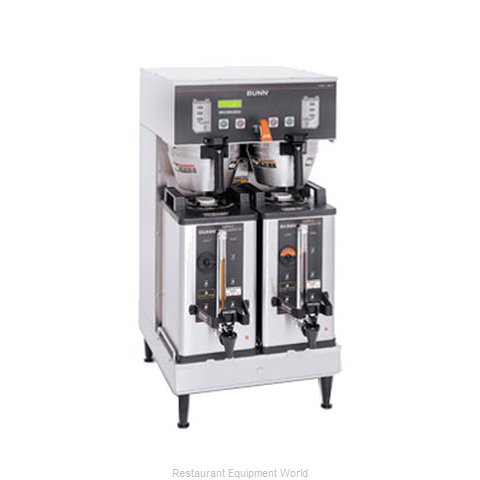 Bunn-O-Matic SH-DUAL-DBC-0000 Coffee Brewer for Satellites (Magnified)