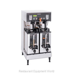 Bunn-O-Matic SH-DUAL-DBC-0000 Coffee Brewer for Satellites