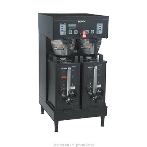 Bunn-O-Matic SH-DUAL-DBC-0004 Coffee Brewer for Satellites