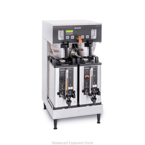 Bunn-O-Matic SH-DUAL-DBC-0006 Coffee Brewer for Satellites