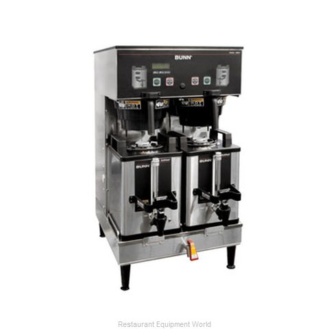 Bunn-O-Matic SH-DUAL-LP-0046 Coffee Brewer for Satellites