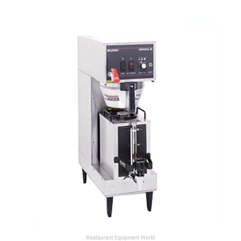 Bunn-O-Matic SINGLE-0007 Coffee Brewer for Satellites