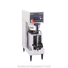 Bunn-O-Matic SINGLE-0010 Coffee Brewer for Satellites