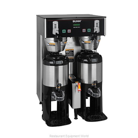 Bunn-O-Matic TF-DUAL-DBC-0000 Coffee Brewer for Thermal Server (Magnified)