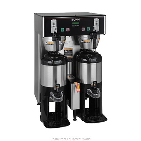 Bunn-O-Matic TF-DUAL-DBC-0002 Coffee Brewer for Thermal Server