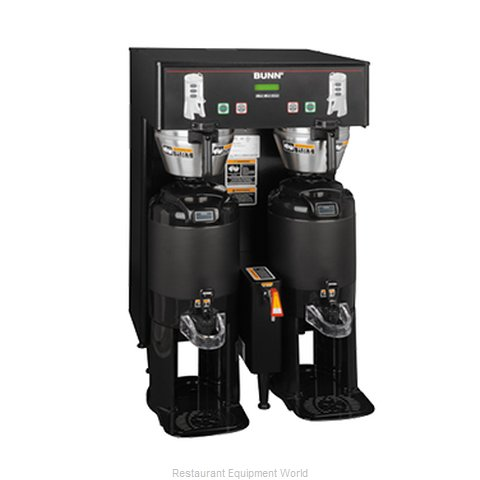 Bunn-O-Matic TF-DUAL-DBC-0003 Coffee Brewer for Thermal Server