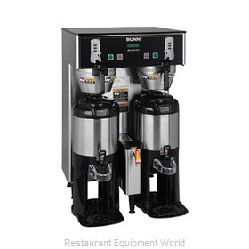 Bunn-O-Matic TF-DUAL-DBC-0004 Coffee Brewer for Thermal Server