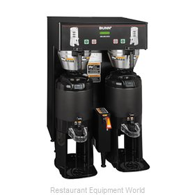 Bunn-O-Matic TF-DUAL-DBC-0007 Coffee Brewer for Thermal Server