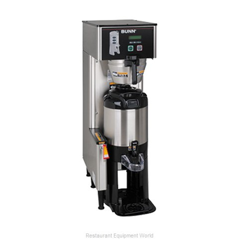 Bunn-O-Matic TF-SNGL-DBC-0017 Coffee Brewer for Thermal Server