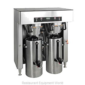 Bunn-O-Matic TITAN-DUAL-0000 Coffee Brewer for Satellites